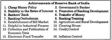 essay reserve bank of banking achievements of reserve bank of