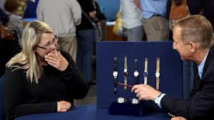 ANTIQUES ROADSHOW   Swiss Watch Collection, ca. 1970   PBS ...