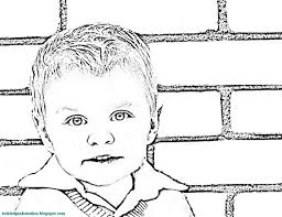 Small Picture Impressive Idea How To Make A Photo Into Coloring Page Turn