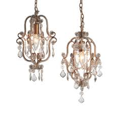 chic antique gold chandeliers