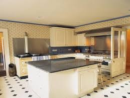 white kitchen dark tile floors. Black And White Kitchen With Tile Floors Country Kitchens Dark H