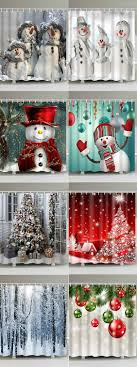 Best 25+ Christmas shower curtains ideas on Pinterest | Christmas ...