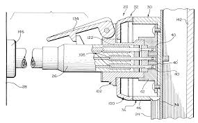patent us6450833 seven way trailer connector google patents Pollak Trailer Plugs Wiring Diagram Pollak Trailer Plugs Wiring Diagram #53 pollak trailer plugs wiring diagram pdf