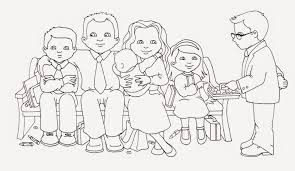 Small Picture Lds Colouring Pages Page 2 Family Coloring Pages With Lds Family