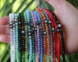 Puerzi <b>3 Pcs</b> Evil Eye Bracelet for Women Men Girl Boy,Handmade ...
