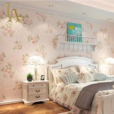 Light Pink Wallpaper For Bedrooms Aliexpresscom Online Shopping For Electronics Fashion Home