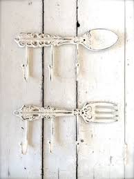 kitchen towel hooks. Fine Hooks Kitchen Hooks Decor Shabby Chic Spoon  And Fork Decorations Towel Hook Hooks In I