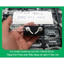 Tai nghe Samsung AKG S10 | AKG S10 Plus Chính Hãng + Hộp Đựng + Chọc Sim |  Fake đền 10 lần tiền giá trị sản phẩm (2019), Giá tháng 4/2021