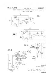 alternating current circuit. circuit large-size component alternating current patent us3501677 limiting static the full size.
