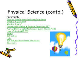 3rd Grade Science Ileap Review Ppt Download