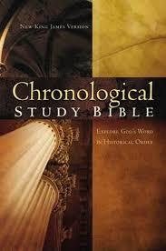 Kjv Vs Nkjv Comparison Chart The Nkjv Chronological Study Bible Burgundy Full Color 9780718020682