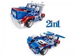 <b>Радиоуправляемый грузовик</b>-конструктор 'Оптимус Прайм' 8006 ...