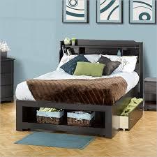 Bedroom Design Full Storage Bed Frame Storage Bed for Kids Cherry