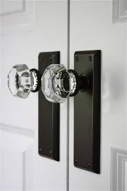 Crystal Door knobs / Home Details. Add an elegant touch to the ...