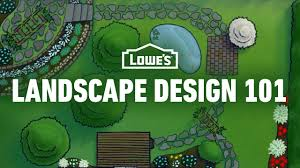 How To Draw Up A Landscape Design How To Design The Perfect Landscape Landscape Design 101