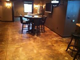 basement floor paintHome Decor Basement Floor Paint Concrete Cream Basement Flooring