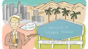 Dodger Stadium Seating Chart 2019 Dodger Stadium Tips For Seating Food Parking Curbed La