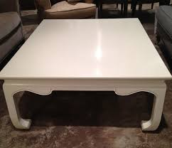 white lacquered furniture. White Board Lacquered Coffee Table Wooden Mcgrath Decorations Profile High  Quality Interior Living Room Furniture White A