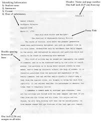 example of a mla essay com example of a mla essay 16 ideas about research paper apa style