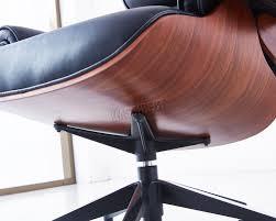 luxury lounge chairs. FoxHunter-Luxury-Lounge-Chair-And-Ottoman-Real-Genuine- Luxury Lounge Chairs U