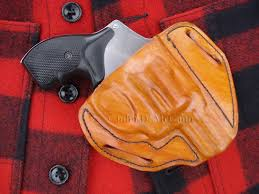 there are many leather holster makers out there and although i find most are adequate for the purpose they just don t have the finish of a custom holster