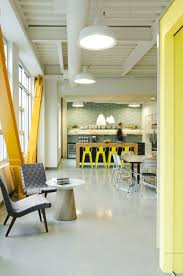 smart office design. Remarkable Open Office Design Of Portland-Based Firm : Smart Modern Kitchen In The