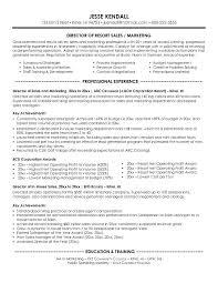 Sales And Marketing Resume Objective Resume Marketing Objective Emelcotest Com