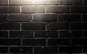 Interesting Black Brick Wall Wallpaper Images Design Inspiration ...