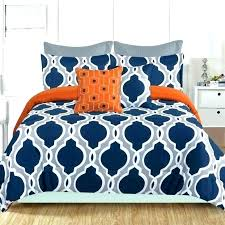 blue and grey comforter sets c and blue bedding blue and orange comforter set orange and