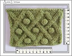 Контрольный образец расчет плотности вязания Анна и спицы Как правильно рассчитать плотность вязания