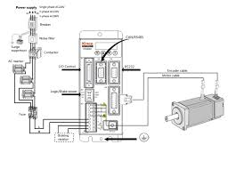 ac servo motor wiring diagram solidfonts servo motor wiring diagram and schematic design