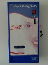 Toothbrush Vending Machine Impressive Toothbrush Vending Machine Buy Vending Machine Product On Alibaba