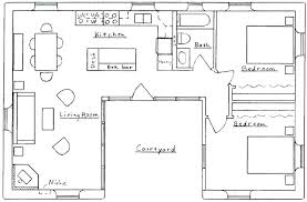 t shaped house floor plans plans t shaped house plans ranch terrific boomerang contemporary best u