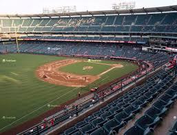 Angel Stadium Of Anaheim Section 408 Seat Views Seatgeek