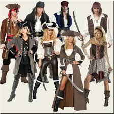 Pirate Costume Pattern Beauteous The Best Homemade Pirate Costume Ideas Makeup Tutorials And Videos