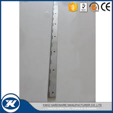 china stainless steel or brass long continous hinge piano hinge china piano hinge continous hinge