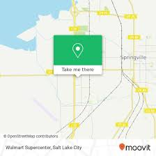 How To Get To Walmart Supercenter In Springville By Bus Moovit
