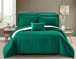 blue green bedding st damask stripe down lime green and blue bedding sets