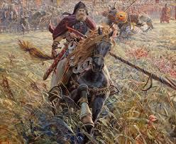 Куликовская битва и Куликово поле Славянская культура Куликовская битва