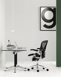 combined office interiors. Herman Miller Aeron Type 123 | Office Interior At DockDesignshop.nl Combined Interiors