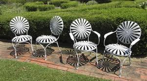 outdoor furniture vintage garden
