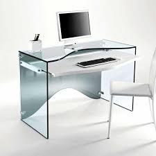 furniture glass desks best of wonderful tempered glass desk shatter pictures decoration ideas corner