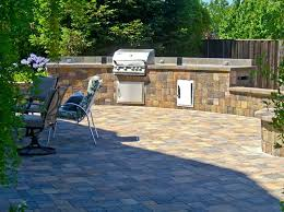 4 Easy Ways To Install Patio Pavers With PicturesBackyard Patio Stones