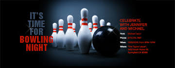 bowling invitation templates send free online bowling party or league invitations choose from