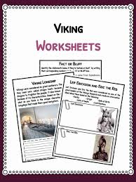 Viking Hierarchy Chart Viking Facts Information Worksheets For Kids Teaching