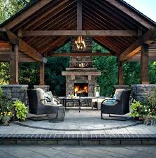 outdoor fireplace ideas photos with stone australia the home depot decorating adorable