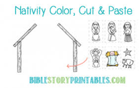 Small Picture Free Printable Childrens Coloring Pages for Christmas Nativity