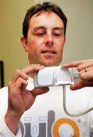 Inventor hopes to plug gap in market   The Mail