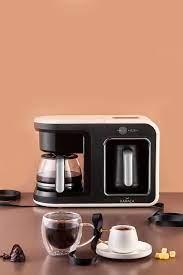 Karaca Hatır Plus 2 in 1 Krem Kahve Makinesi Fiyatı, Yorumları - TRENDYOL