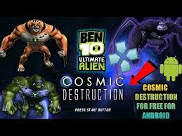 how to ben 10 ultimate alien